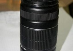Lens Canon 55-250 IS