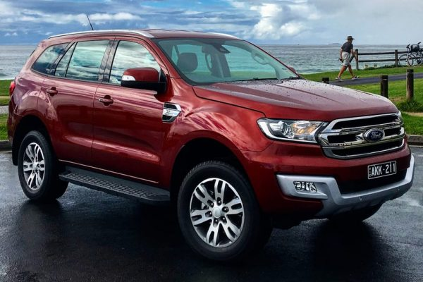 Ford Everest 2017