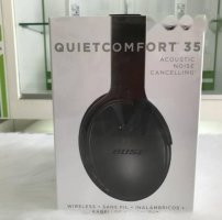 Bán Headphone Bose Quietcomfort 35 wireless black