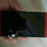 Htc red red one m7 dual sim