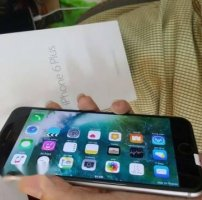 Apple Iphone 6 plus Đen 64 GB bao zin //Full hộp