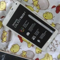 Samsung Galaxy Note 4 Trắng/ new/