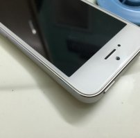 Bán Iphone 5s silver 16gb