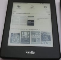 Bán Kindle Paperwhite Gen 2 and 3