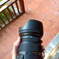 Sigma 17-50/2.8 for Canon mới mua 2 tháng
