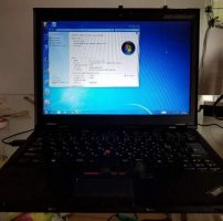 Lenovo ThinkPad X301 Intel Core 2 Duo 2 GB 128 GB