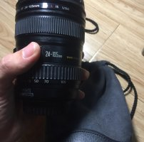 LENS 24-105L UC  , 50 STM/ BODY 6D/ FLASH GODOX V860ii