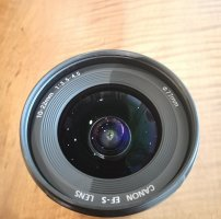 Ống lens Canon 10 22 mm f3.5-4.5 EF-S