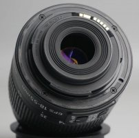 Canon EF-S 18-55mm f3.5-5.6 IS II AF (Canon 18-55 3.5-5.6) 96%