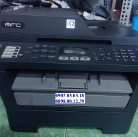 Brother 7470D In 2 Mặt Scan Copy Nhiều Tờ Fax