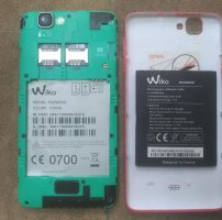 Wiko Rainbow 5 Inches
