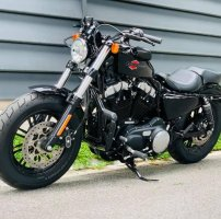 Harley Davidson Forty-Eight 48 Xe Mới Đẹp