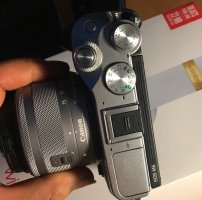 Canon eos M6 Japan 99%
