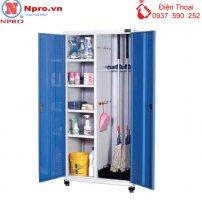 Tủ đựng dụng cụ vệ sinh NPRO