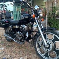 Rebel usa 125 cc 2 máy có thùng