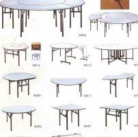 Bàn chữ nhật, bàn ghế nhà hàng