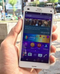 Sony Z3 Compact quốc tế 4G-LTE