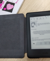 Kindle PaperWhite gen 3