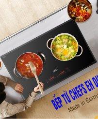 Chọn tới chọn lui, cuối cùng vẫn là bếp từ Chefs DIH888?
